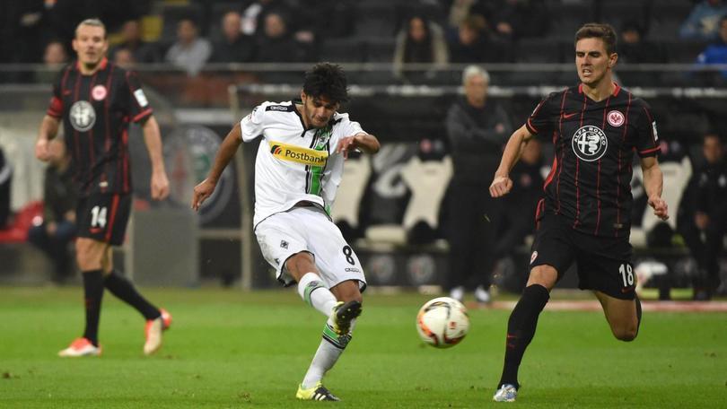 Dahoud, dalla Siria alla maglia del Borussia Mönchengladbach