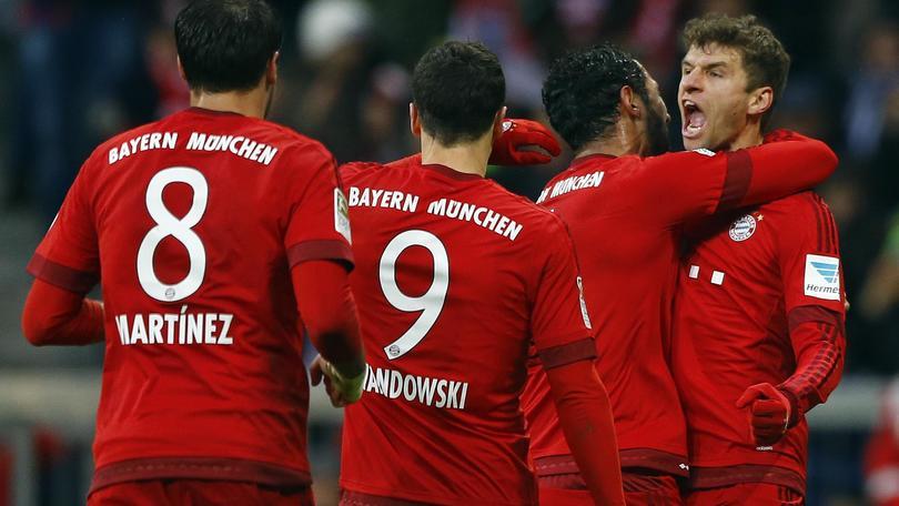 Diretta Bundesliga, partite in tempo reale dalle 15.30