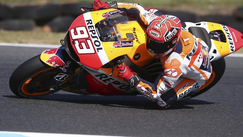 MotoGp, primi test al via: Marquez favorito per il titolo