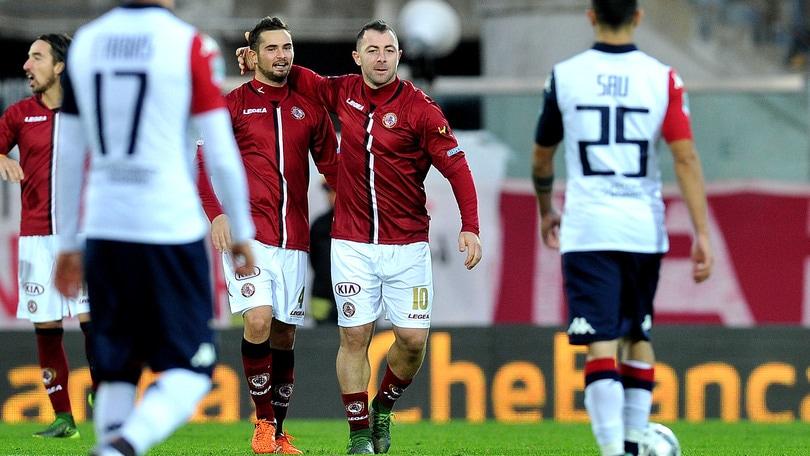 Serie B, Avellino show, Cagliari pari: guarda tutti i gol