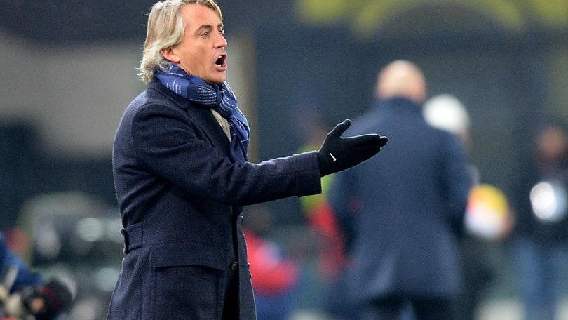 Serie A, Mancini gongola: è il gruppo la vera forza dell'Inter