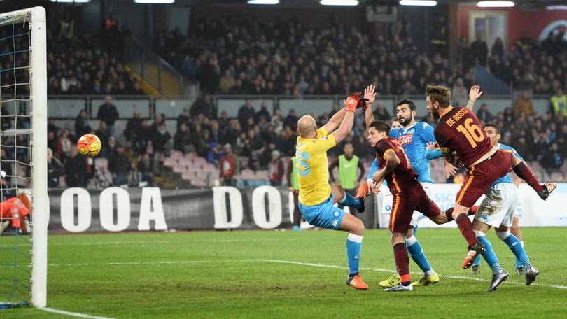 Serie A, Napoli-Roma 0-0 e l'Inter scappa