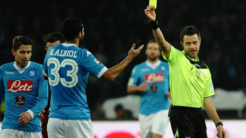 Moviola serie A, gol annullato alla Roma: sembra fuori