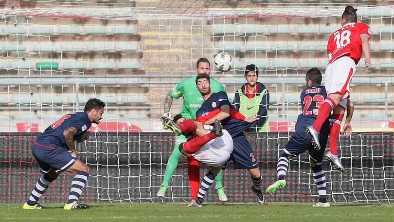 Serie B Bari, incidente per Del Grosso: è in prognosi riservata