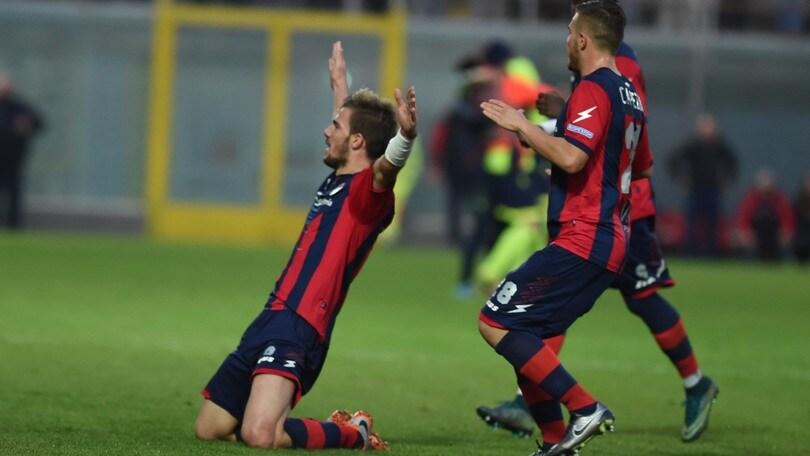 Serie B, Crotone: la favola continua anche in quota