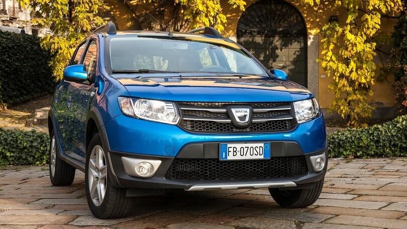 Dacia mette il turbo al GPL