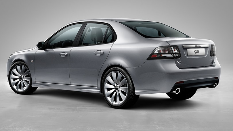 Saab-NEVS: la 9-3 diventa elettrica