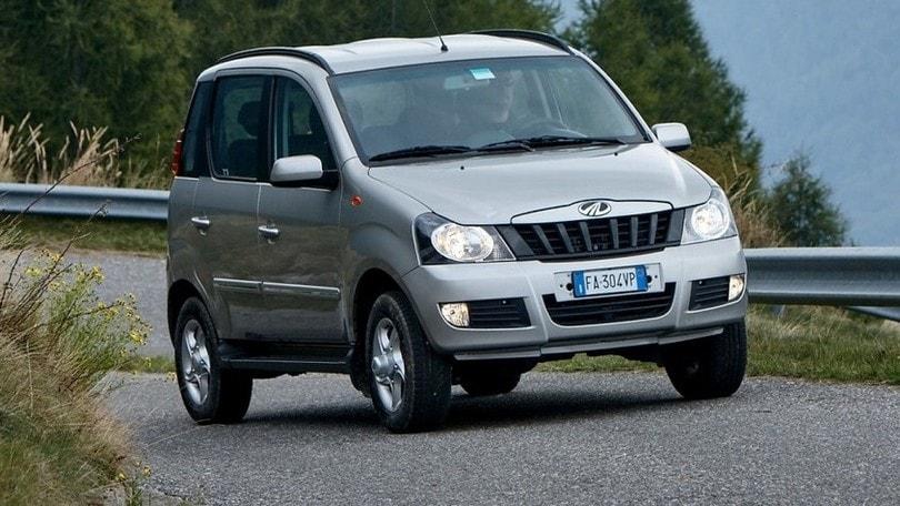 Mahindra Quanto, la prova del SUV compatto