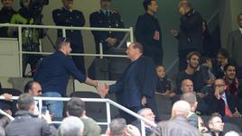 Berlusconi, deluso da Mihajovic e Milan