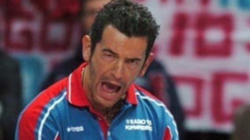 Volley: A1 Femminile, Novara esonera Pedullà, arriva Fenoglio