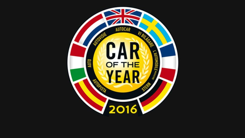 Auto dell'Anno 2016, ecco le 7 finaliste