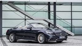 Mercedes AMG S 65, cabrio da 630 cv