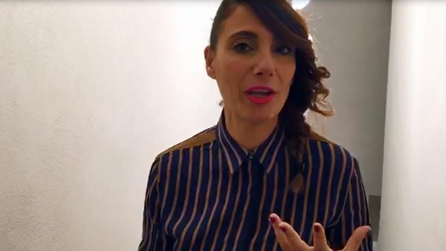 Paola Maugeri: «I succhi? Buoni anche con cicoria e puntarelle»