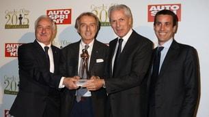 Caschi d'Oro, a Milano gli Oscar di Autosprint