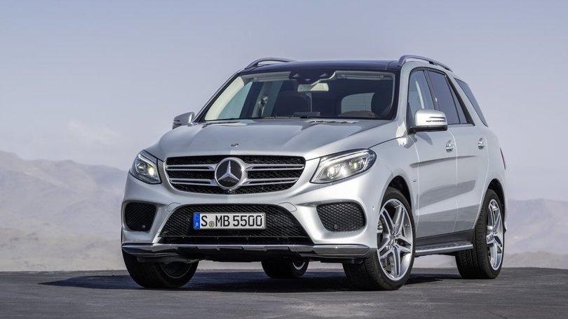"""Mercedes GLE, a spasso con """"King SUV"""""""