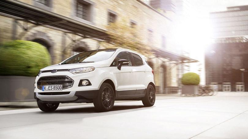 Ford Ecosport Titanium S, piccolo SUV al top