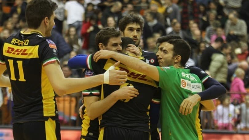 Volley: Champions League, Modena resta a punteggio pieno