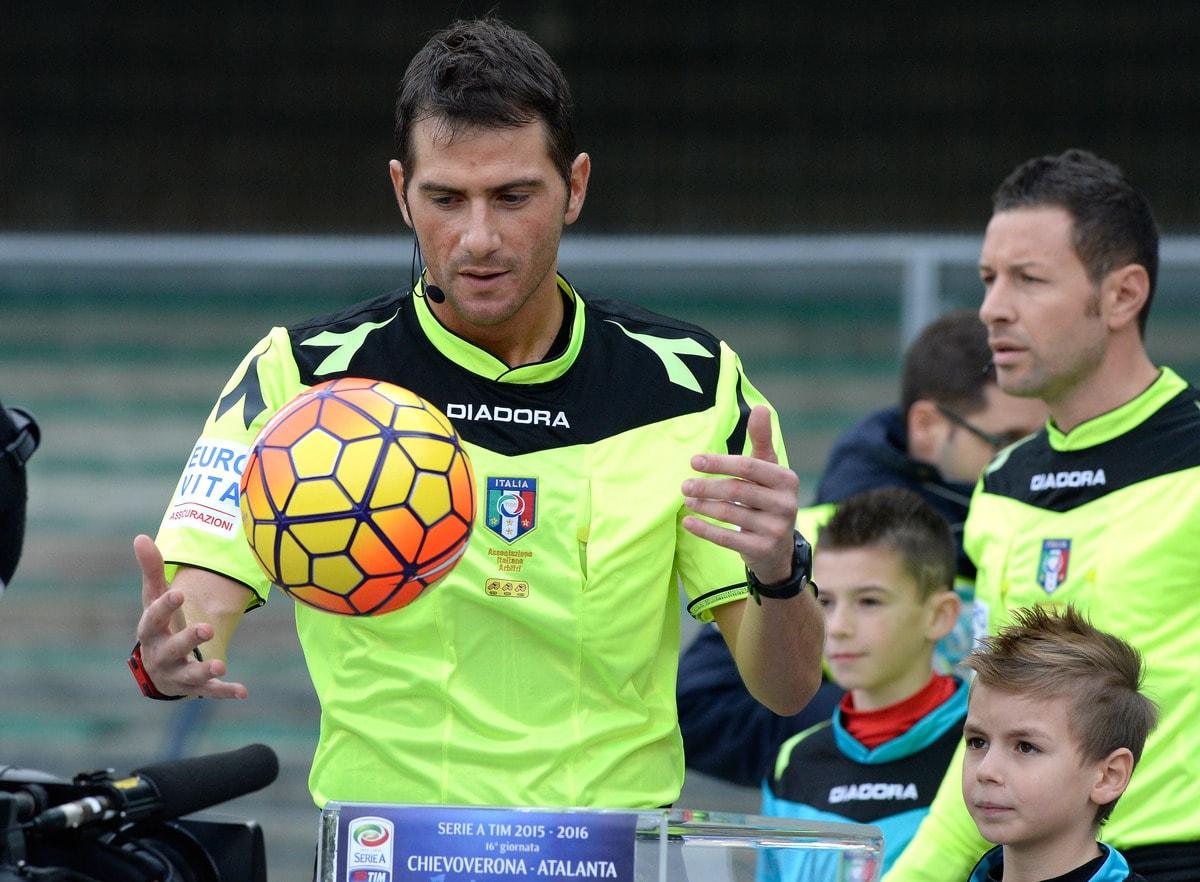 Serie B Bari, dirige Pasqua. Spal-Salernitana: Ghersini