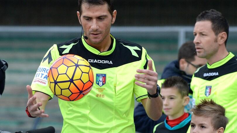Serie B, Cagliari-Bari a Pasqua. Abisso dirige il Crotone