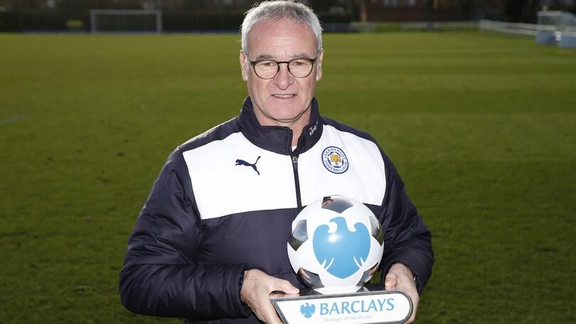 Premier League, Ranieri: «Il Leicester la mia scultura più bella? Siamo solo all'inizio»