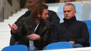 Mourinho, nuovo look dopo l'addio al Chelsea