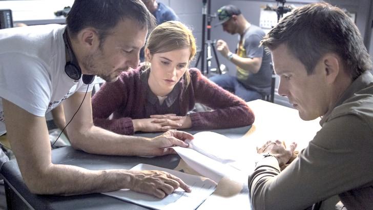 Emma Watson in Regression, lo psico-thriller di Amenàbar