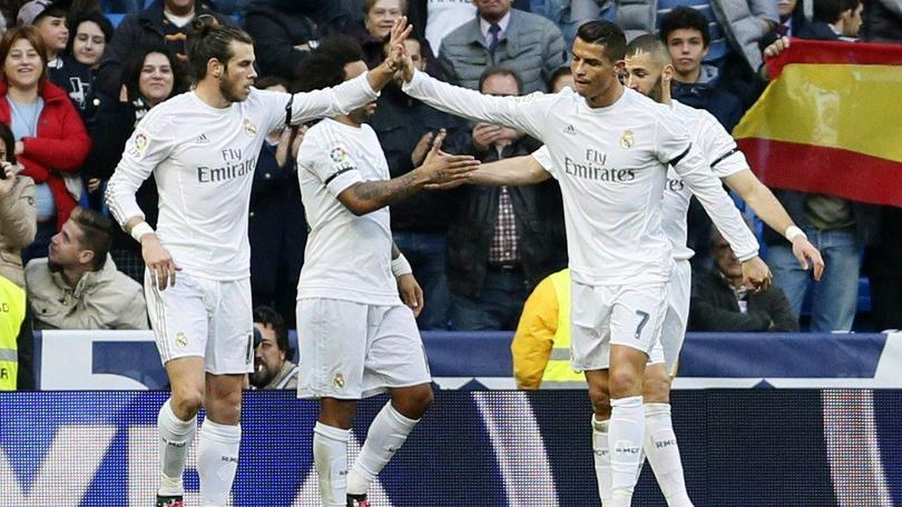 Real Madrid, esagerato 10-2 al Rayo Vallecano