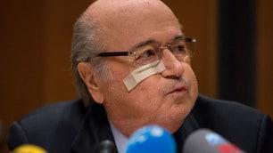 Fifa, Blatter si commuove: «Sono triste»