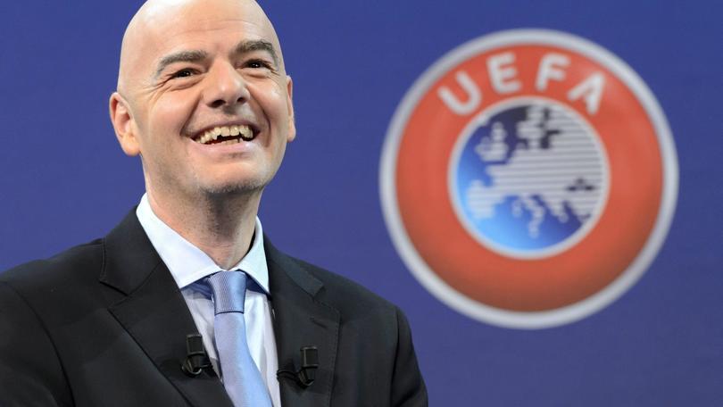 Presidente Fifa: i bookmaker puntano su Infantino