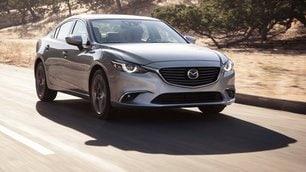 Mazda 6 berlina, foto e prezzi