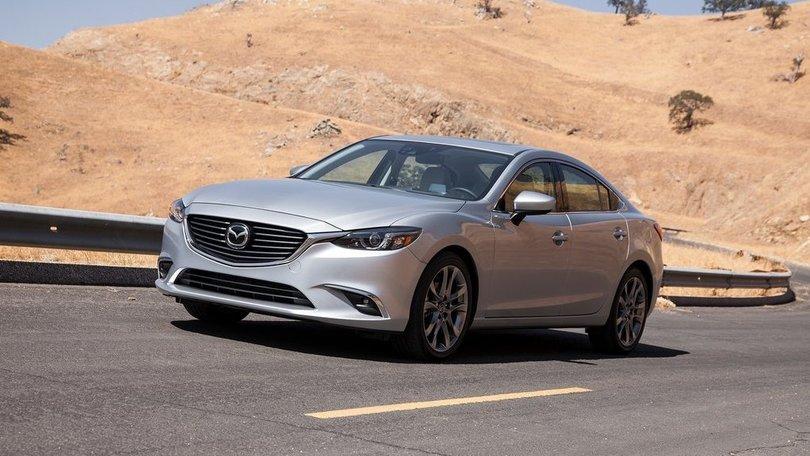 Mazda 6, prova su strada dell'alternativa nipponica