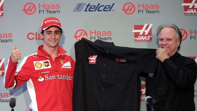 F1 Ferrari, Gutierrez: «Ho davanti una nuova sfida»