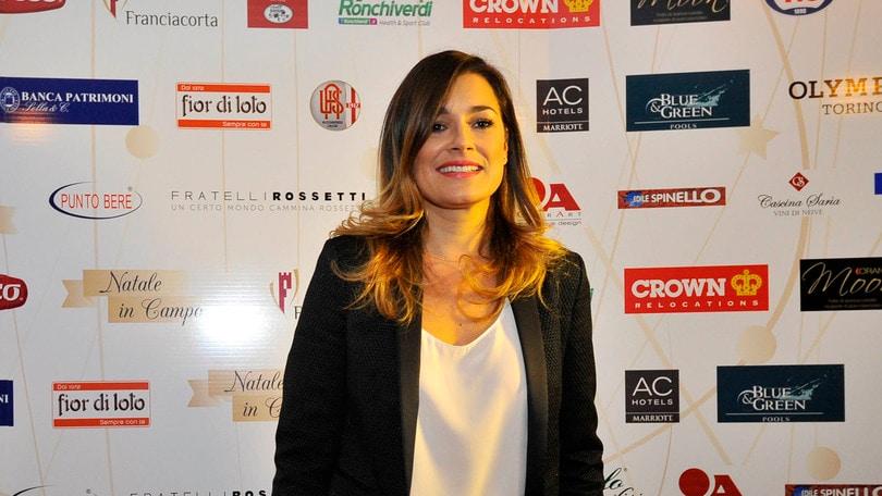 Alena Seredova parla di Buffon: «Sono felice se lui sta bene»