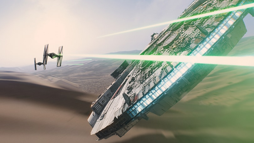 Le cose che non sapete di Star Wars: Il risveglio della Forza