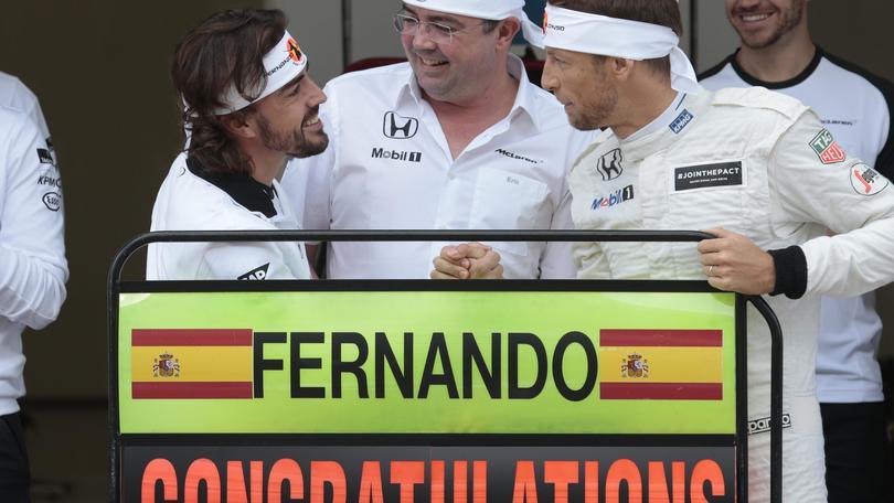 F1 McLaren, Dennis: «Abbiamo i due migliori piloti in griglia»