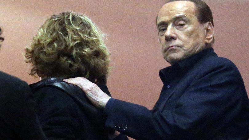 Milan, Berlusconi preoccupato: «Non so quando torneremo a vincere»
