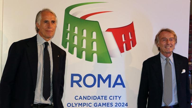 Roma 2024: finale calcio a Roma, semifinali Milano e Napoli