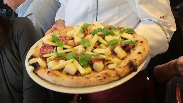 In Campania no alla pizza fino a primavera
