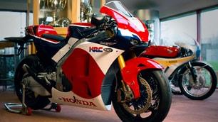 """Honda RC213V-S: consegnata la """"prima"""" moto di Marquez"""