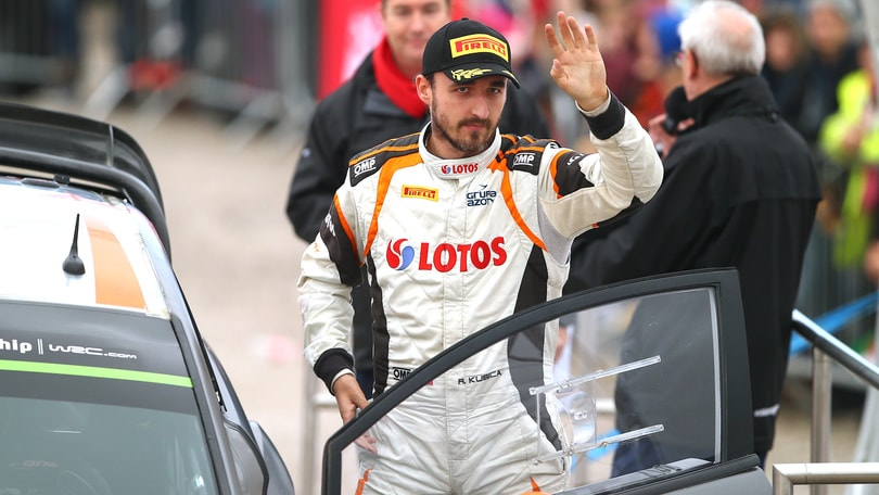 F1, Kubica torna al volante di una monoposto