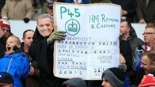 Manchester United ko, c'è Mourinho in tribuna?