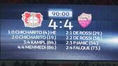 Calcio, Bayer Leverkusen-Roma candidata come gara dell'anno