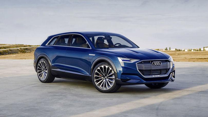 Audi attacco SUV, nel 2016 la Q2 e l'erede della Q5