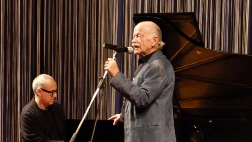 Il Capodanno all'Eliseo con Gino Paoli