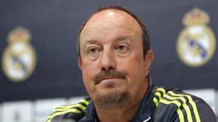 Real Madrid, Benitez esonerato: la sua fotostoria alla Casa Blanca