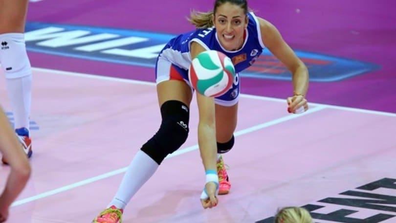 Volley: A1 Femminile, l'Imoco ingaggia Lucia Crisanti
