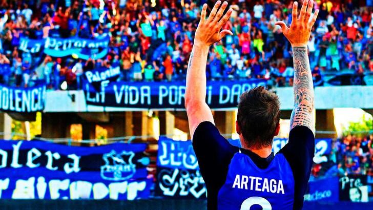 Calciomercato Palermo, ecco Arteaga: «Ho detto subito sì»