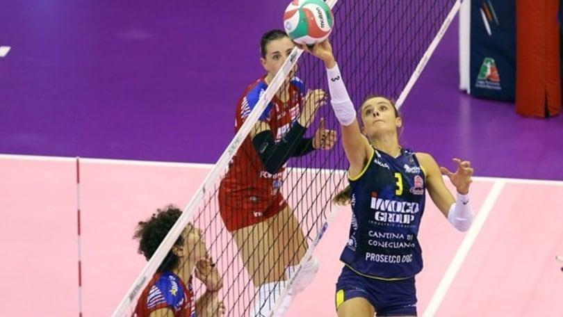 Volley: A1 Femminile, Marta Bechis giocherà a Firenze