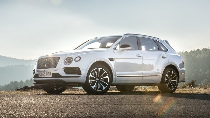 Bentley, in futuro un SUV compatto e il car-sharing