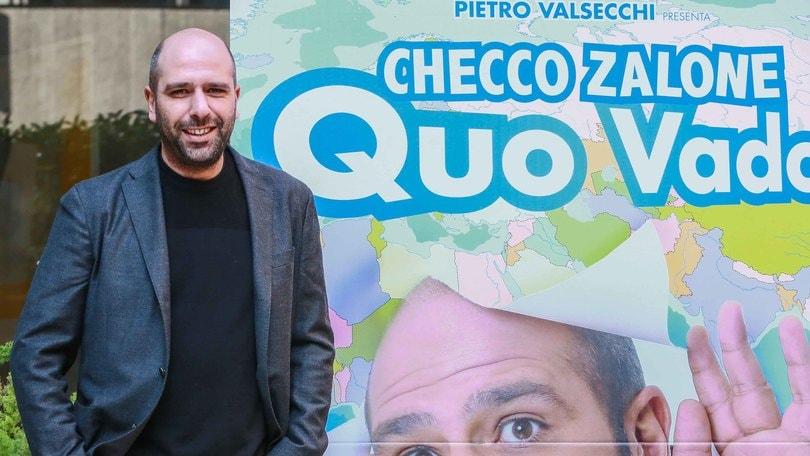 Il nuovo film di Checco Zalone: racconto il mito del posto fisso